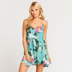 Show Me Your MuMu Carousel Lace-Up Dress